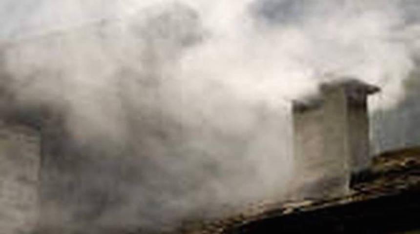 La cattiva combustione crea diossina