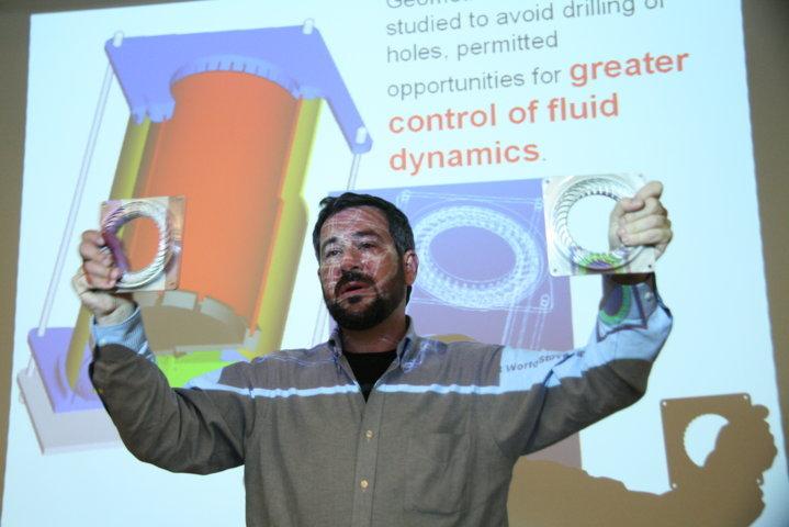 Nathaniel Mulchay l'inventore della lucia stove
