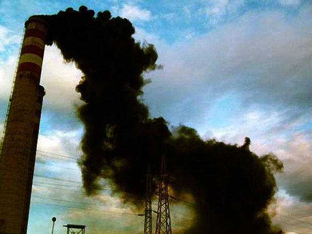 Il pellet ed un ex centrale di carbone