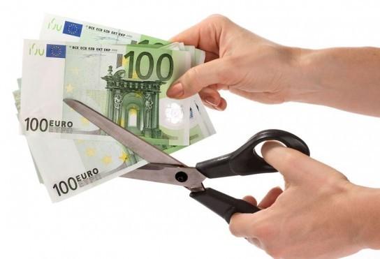 Il taglio delle spese