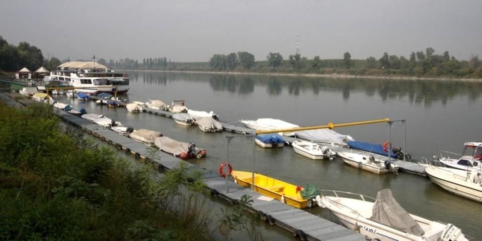 Il porto fluviale di Boretto