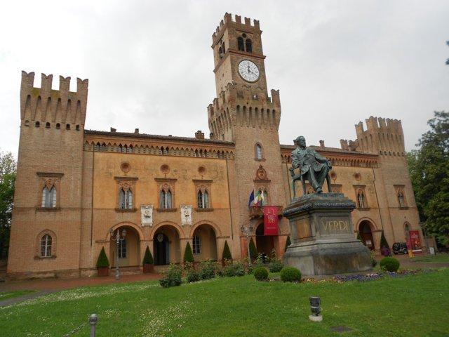 La Rocca Pallavicino di Busseto