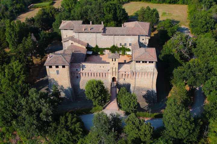 Il castello di Felino