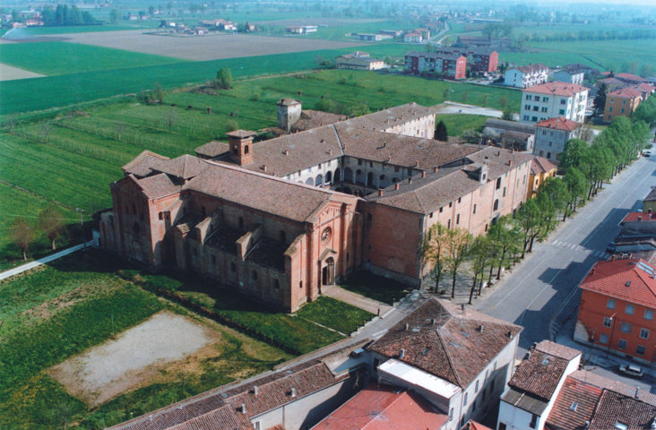 L'abbazia cistercense di Fontevivo