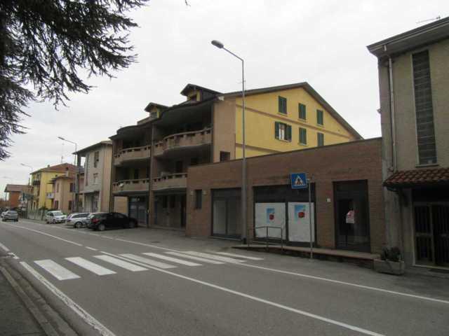 Uno scorcio del borgo di Medesano
