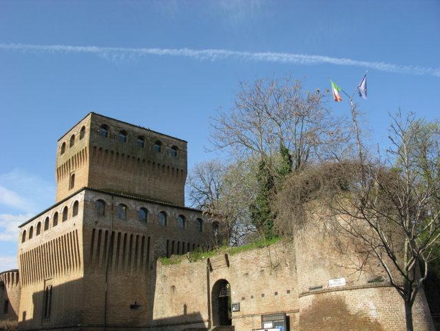 Il castello di Noceto