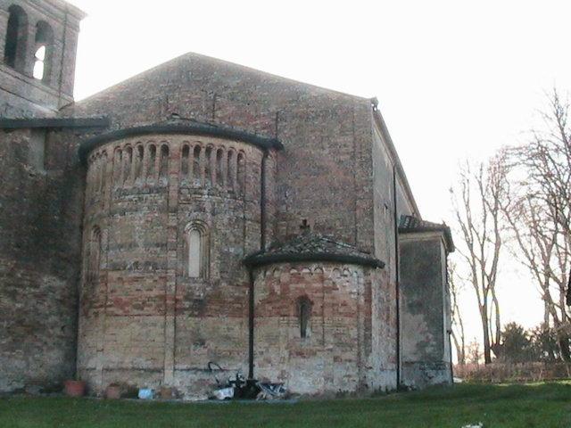 La pieve di San Giovanni Battista di Torrile