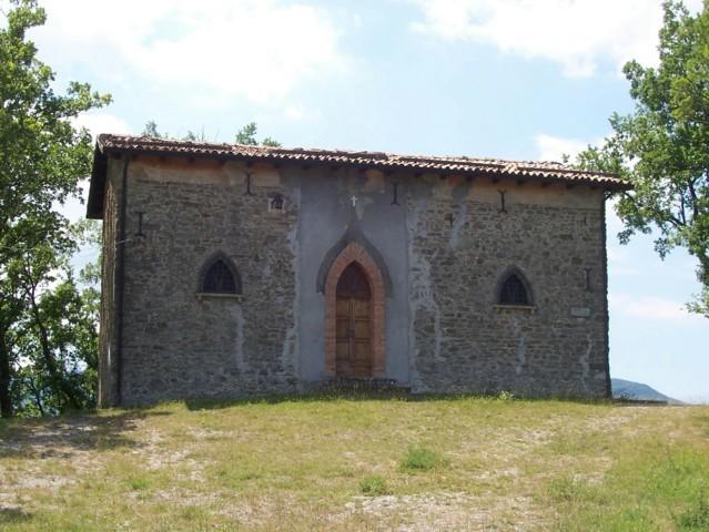 Il santuario di montalto di Vetto