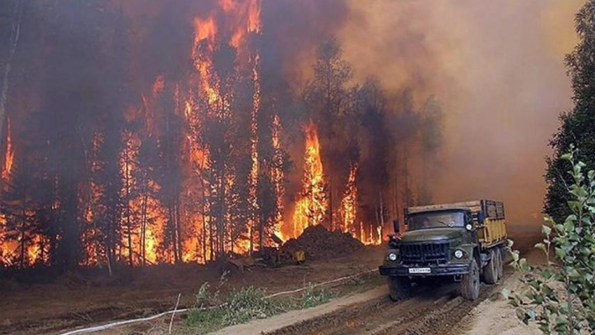 Il monossido di carbonio viene creato dagli incendi