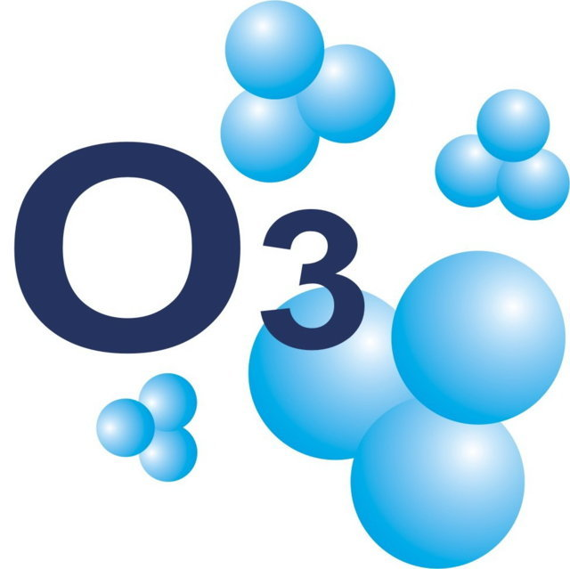 Le caratteristiche chimico-fisiche dell'ozono