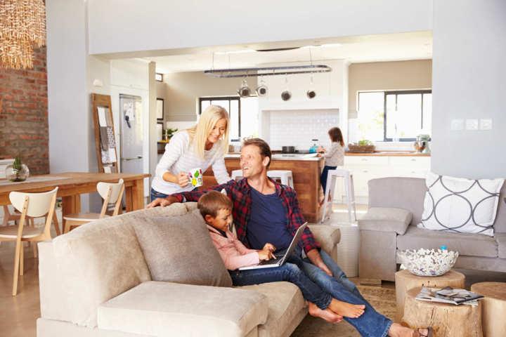 L'ozono nella casa