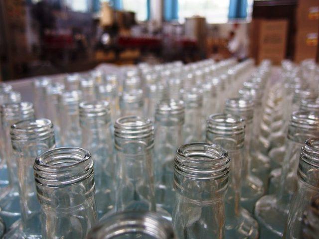 L'ozono nella produzione di vino e bevande